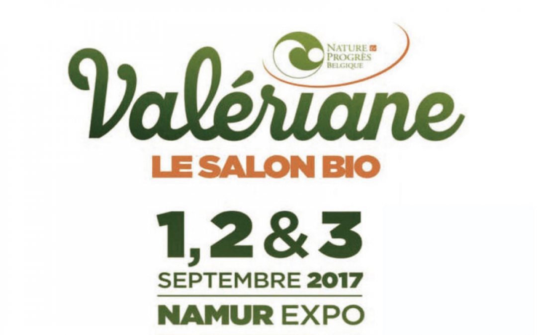 ELEOS au Salon BIO Valériane 2017